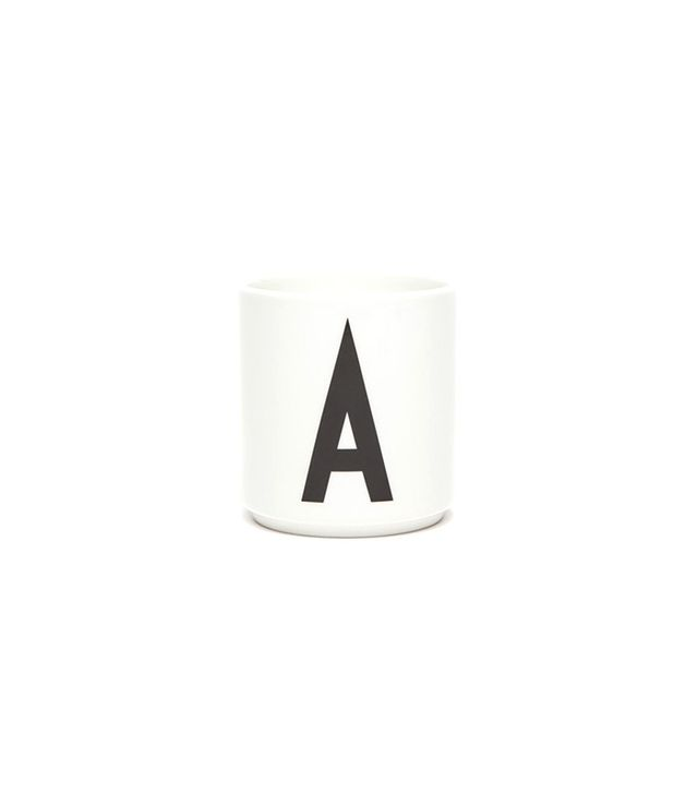 Design Letters Arne Jacobsen Letter Cup