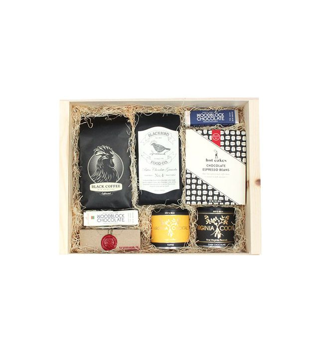 Simone LeBlanc Fine Foodie Box