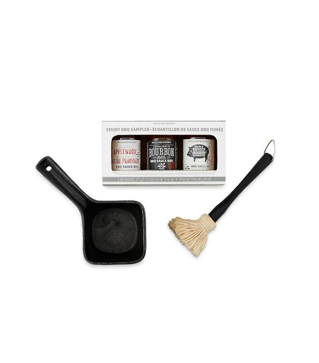 Williams-Sonoma Outdoor BBQ Sauce Gift Set