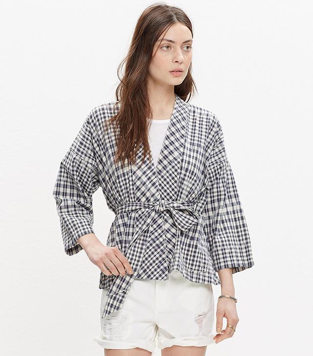 Madewell Kimono Jacket
