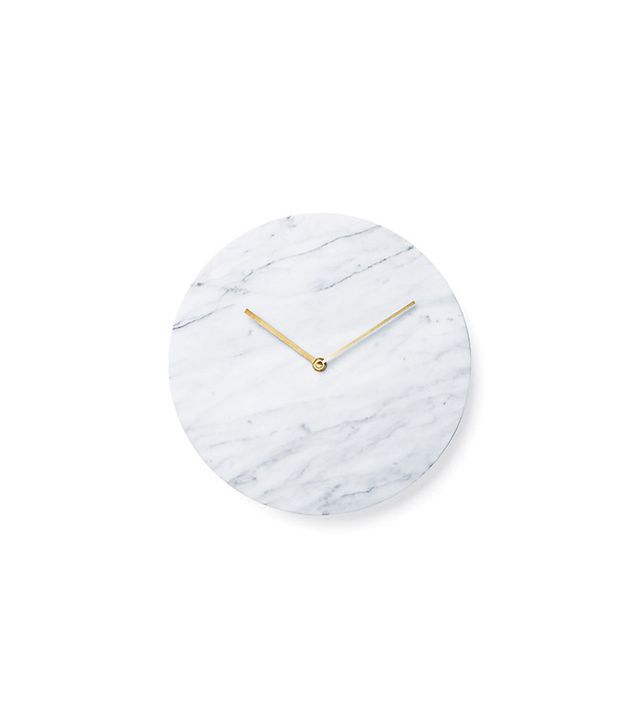 Norm Architects Norm Marble Wall Clock