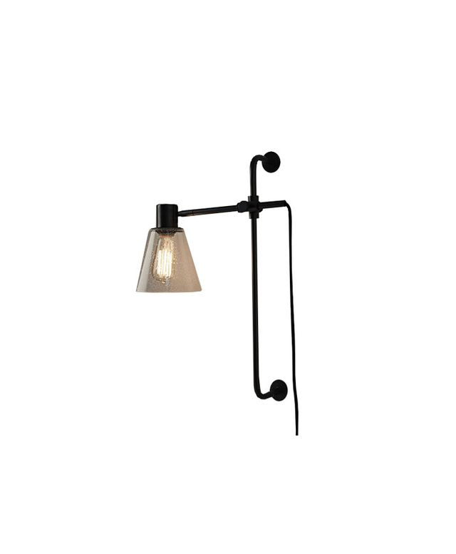 West Elm Factory Wall Sconce