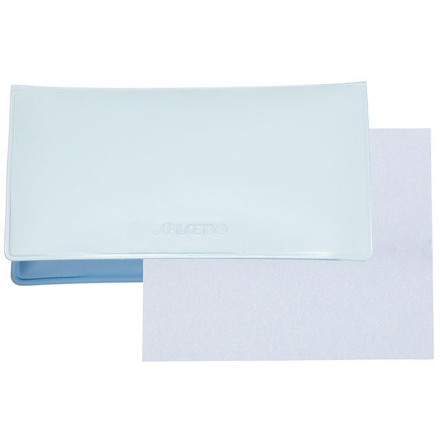 Shiseido Pureness Oil-Controling Blotting Papers
