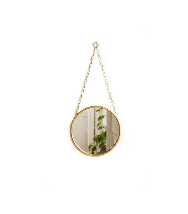 Urban Outfitters Industrial Wall Mirror