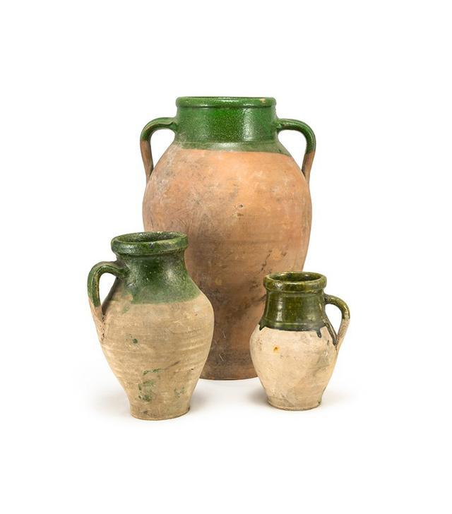 Bambeco Vintage Olive Jars