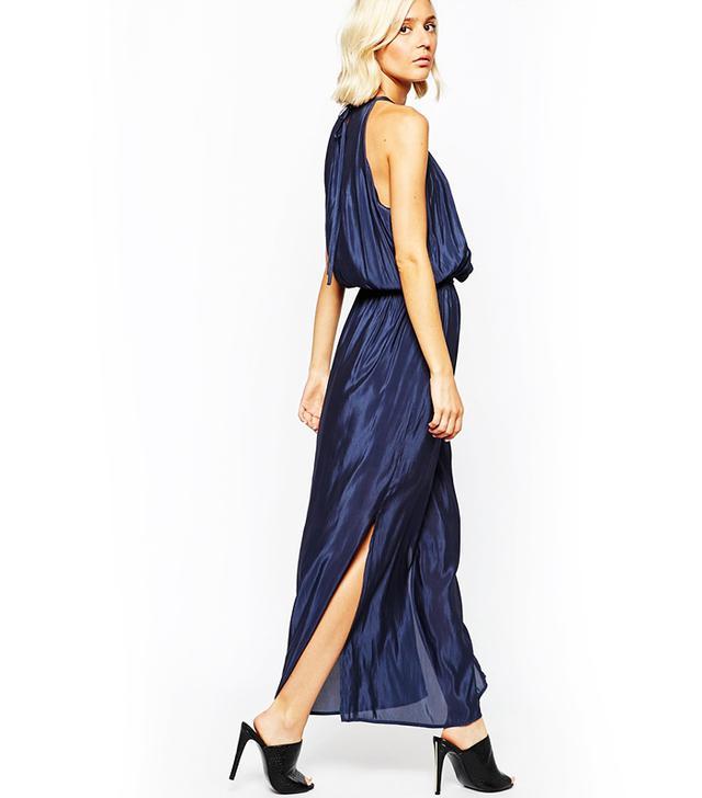 Selected Sharon Fluid Maxi Dress