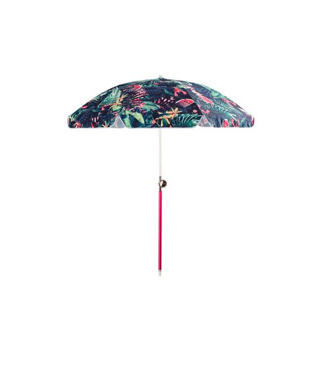 We Are Handsome Jungle Fever Beach Umbrella