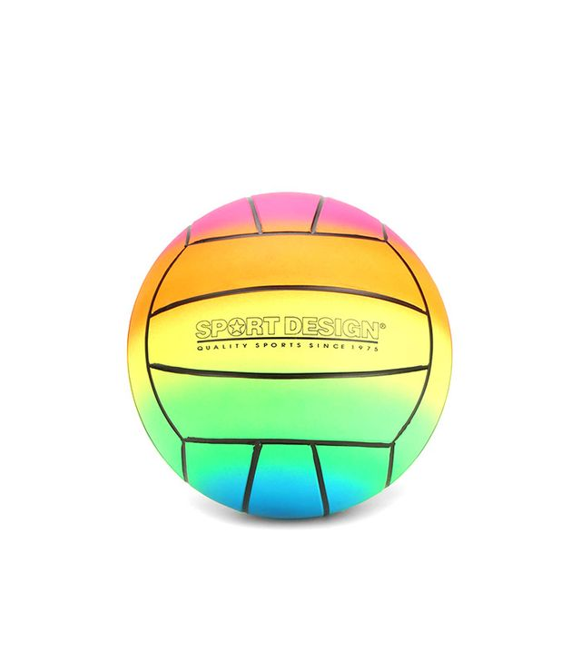 Sport Design Rainbow Volleyball