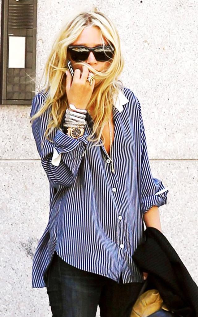 Shop button-down shirts.