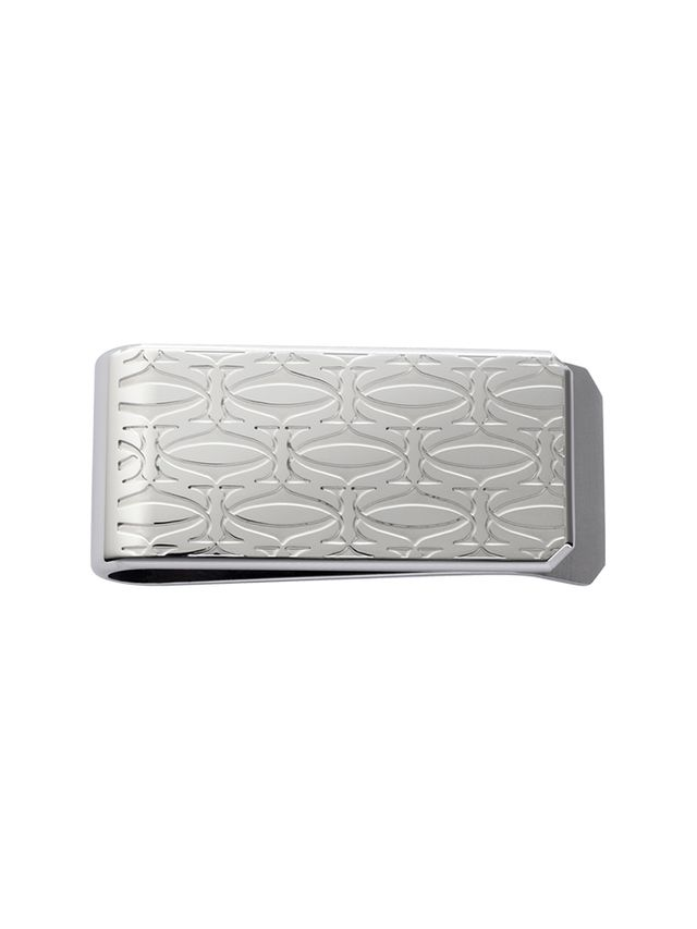 C De Cartier Money Clip