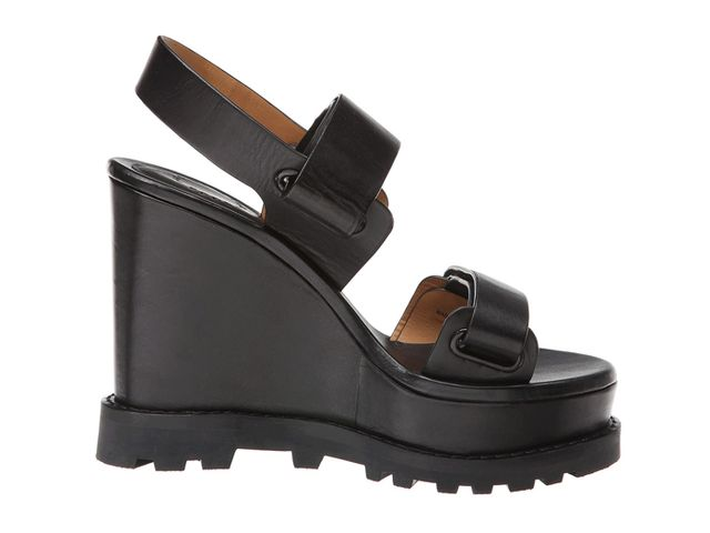 Marc by Marc Jacobs Street Stomp Wedge Sandals