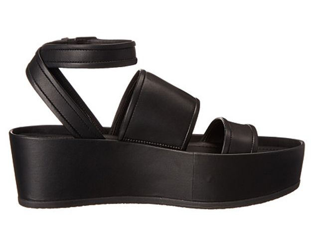 Vince Vienna Leather Sandals