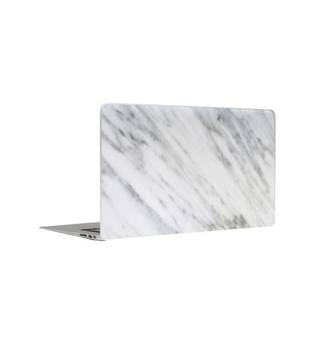 Cafelab Carrara Italian Marble Macbook Air Skin