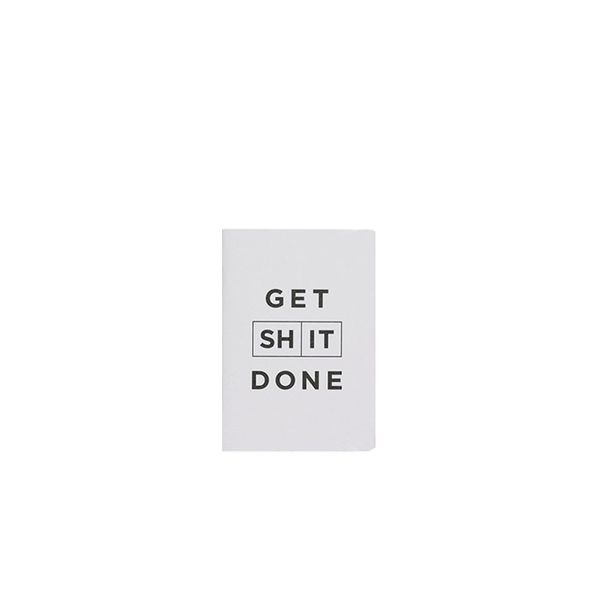 Mi Goals Get Sh*t Done To-Do List Booklet
