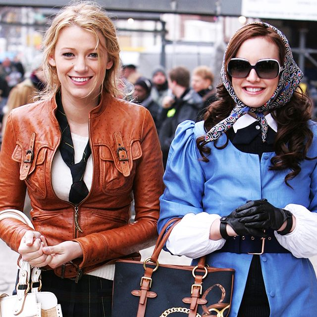 This Woman Based Her Life on Gossip Girl