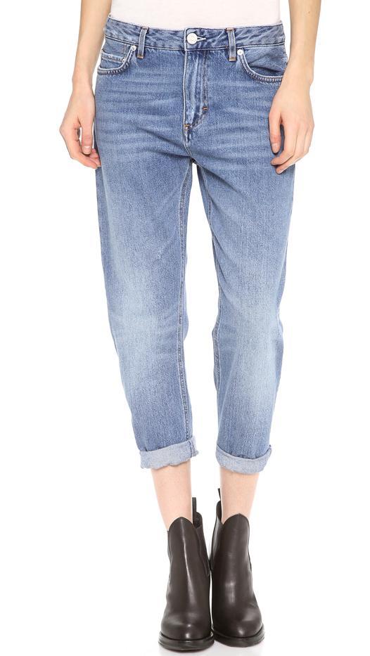 Acne Studios Pop Jeans, Light Vintage