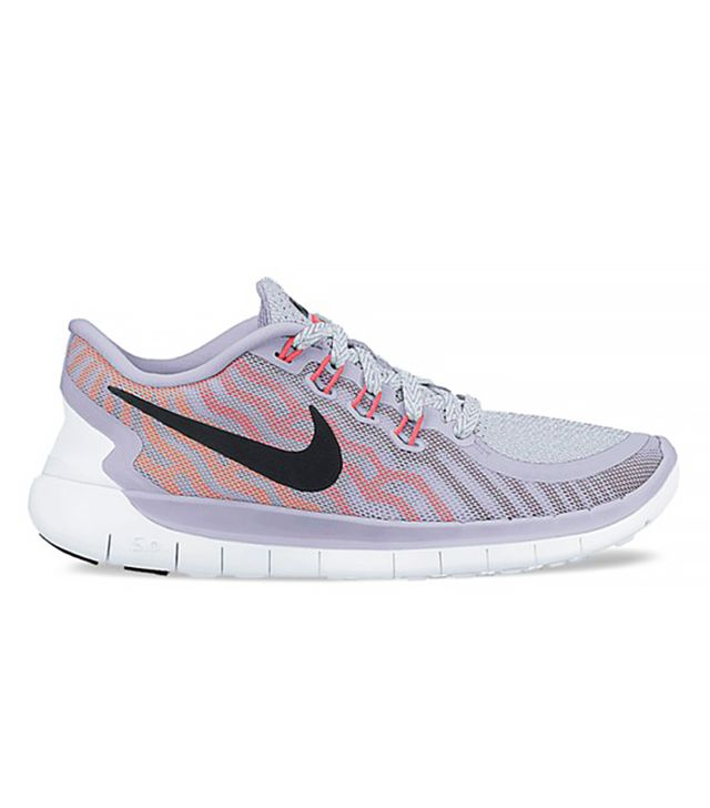 Nike Free 5.0 Lace Up Sneakers