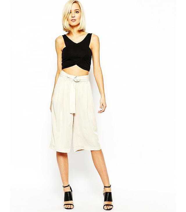Vero Moda Culotte Pant