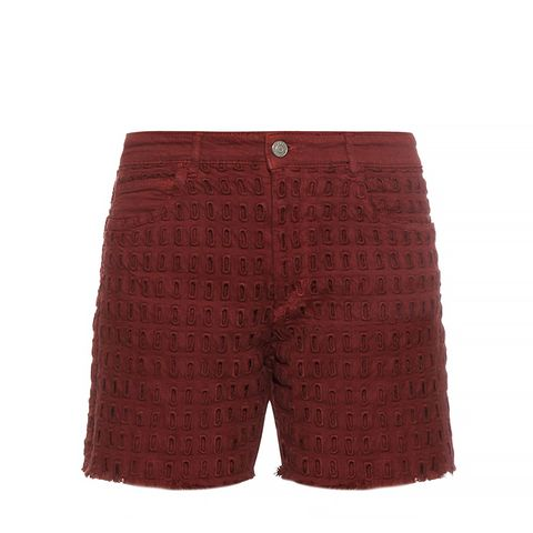 Pace Broderie-Anglaise Shorts
