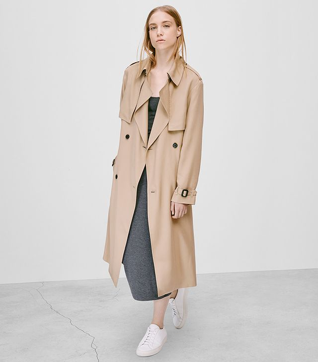 Babaton Nicky Trench Coat