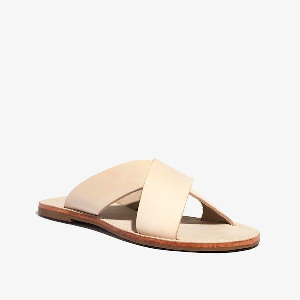 Madewell The Sightseer Slide Sandal