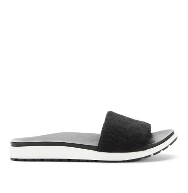 Kenneth Cole New York Maxon Calf-Hair Sandals