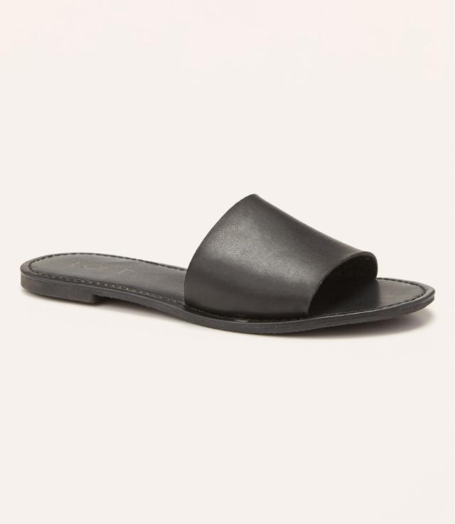 LOFT Slip-On Sandals