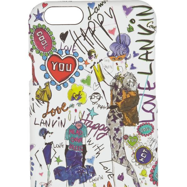 Lanvin Printed iPhone 6 Case