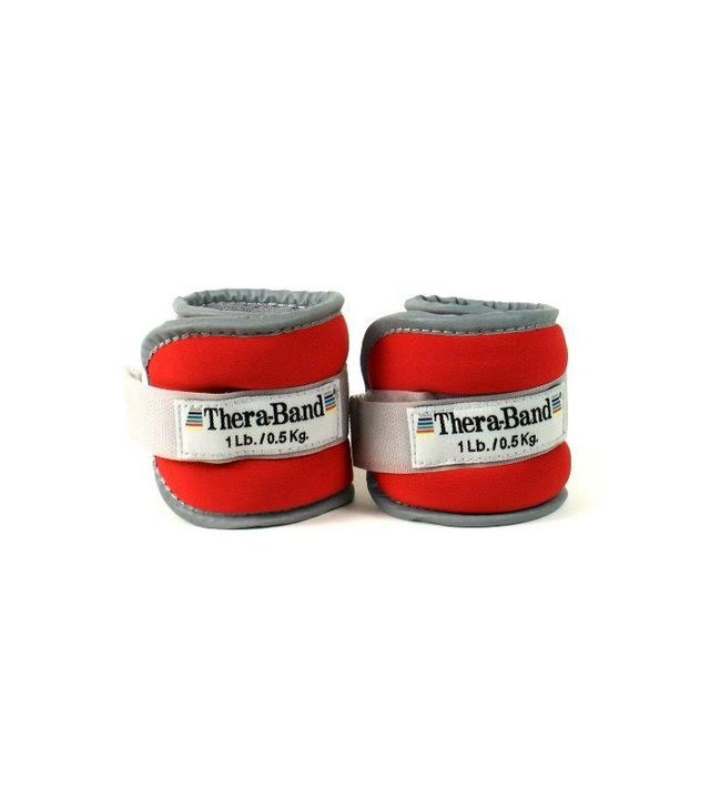 Theraband Comfort Fit Ankle/Wrist Cuff Weights