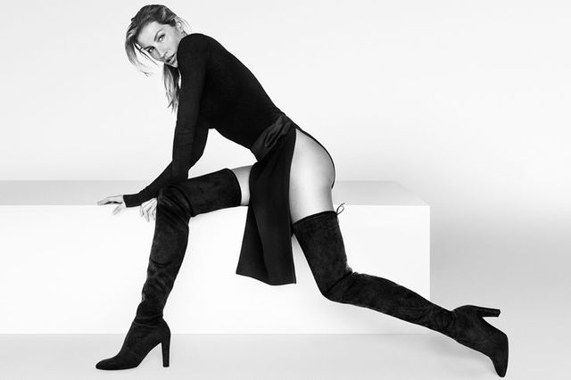 See Gisele Bündchen's Racy New Ad for Stuart Weitzman