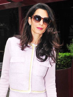 This Is What Amal Clooney Wears off the Red Carpet