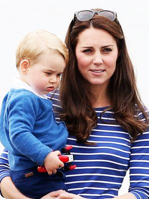 You'll Have to Wait Months to Buy Kate Middleton's $75 Striped Shirt