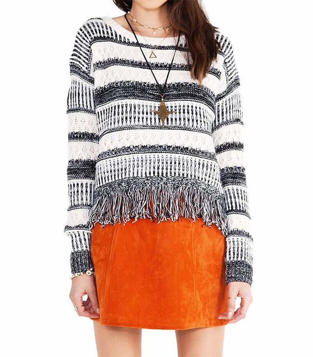 Minkpink Soul Searching Jumper