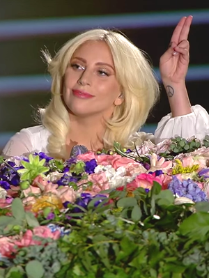 "Lady Gaga Singing John Lennon's ""Imagine"" Will Give You the Chills"
