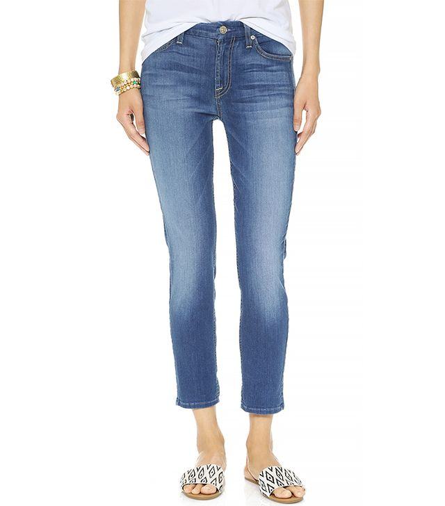 7 for All Mankind Kimmie Skinny Crop Jeans