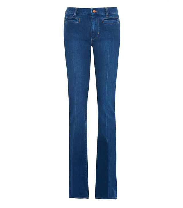 MiH The Marrakesh High-Rise Kick-Flare Jeans