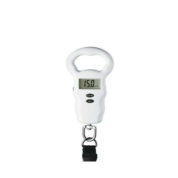 Travel Smart Luggage Scale White