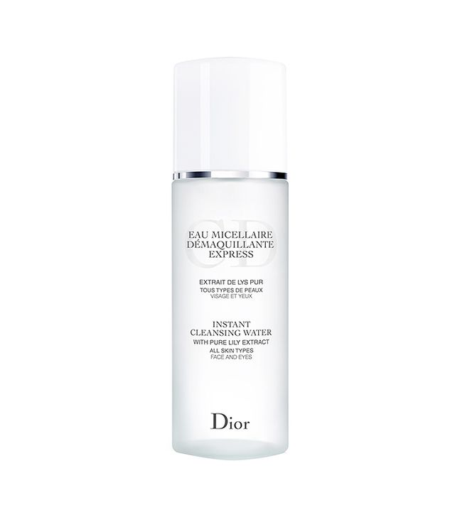 Dior Instant Cleansing Water with Pure Lily Extract