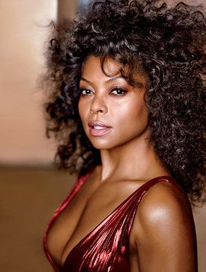 Empire's Taraji P. Henson Glows On The Cover Of Allure