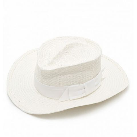 The William Hat, White