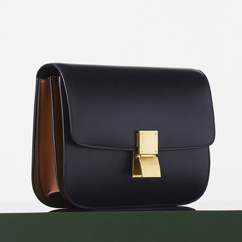 Medium Classic Bag, Black
