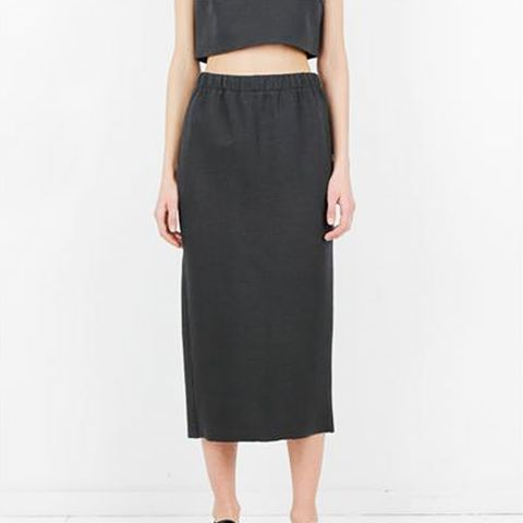 Tamaron Skirt, Sponge Black