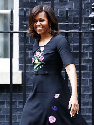 Michelle Obama's Most Gorgeous Looks From Her European Tour