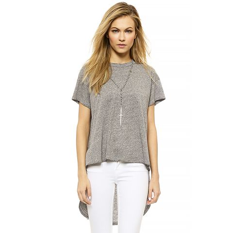 The Shirttail Tee