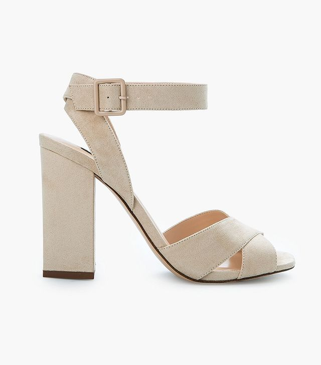 Mango Criss-Cross Sandals