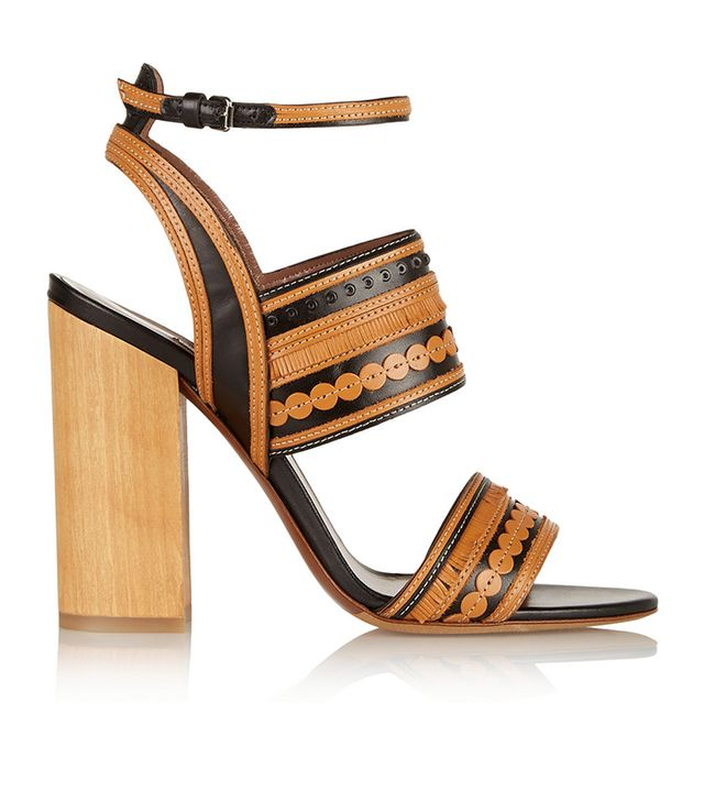 Tabitha Simmons Shaewood Leather Sandals
