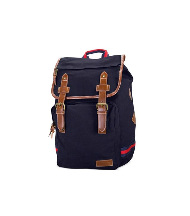 Tommy Hilfiger Canvas Backpack