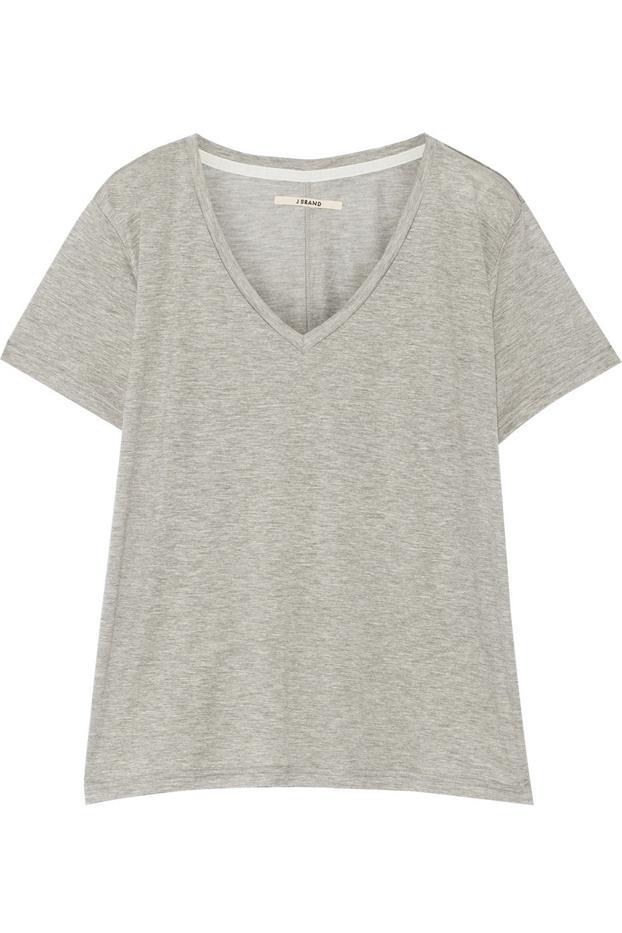 J Brand Janis Jersey T-Shirt