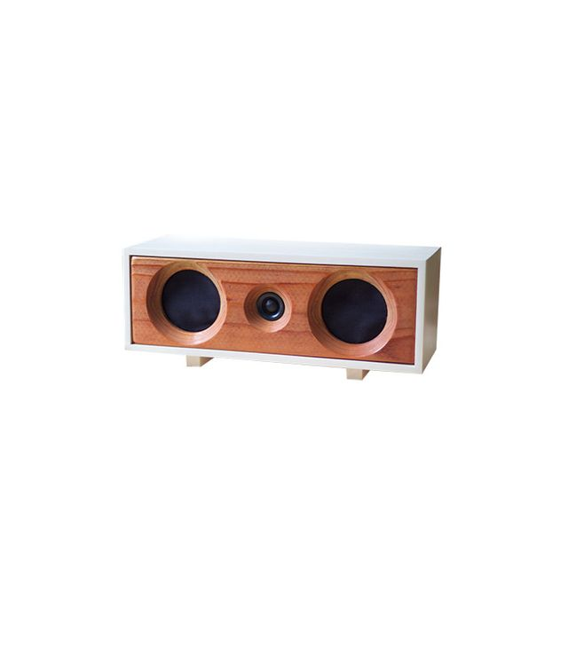 Wood Wireless Speaker System