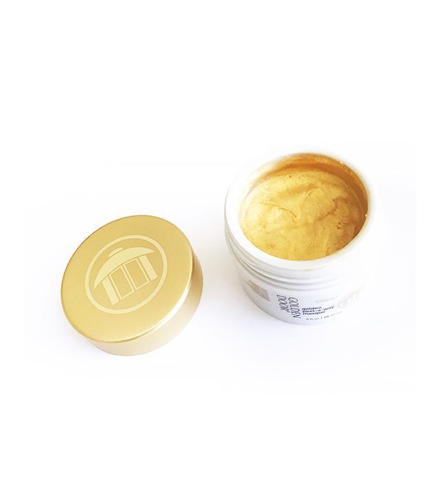 Reviewed: Golden Door Spa Golden Peel-a-Way Masque